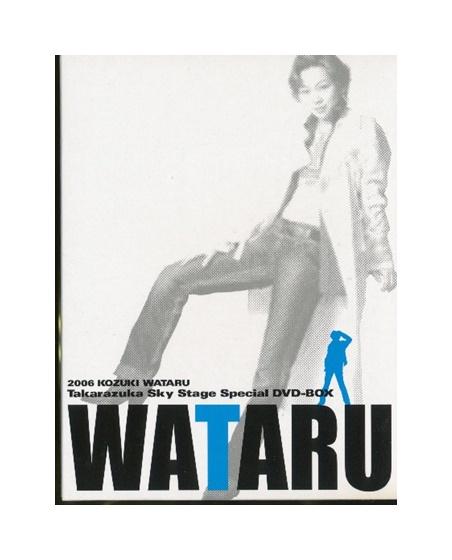 【中古】DVD/宝塚歌劇「 湖月わたる / WATARU 」2006 KOZUKI WATARU  Takarazuka Sky Stage Spesical DVD-BOX