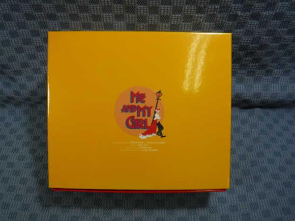 【中古】DVD/宝塚歌劇「 ME AND MY GIRL DVD-BOX 」ミー&マイガール
