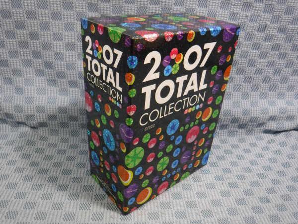 【中古】DVD-BOX/宝塚歌劇「 2007 TOTAL COLLECTION 」