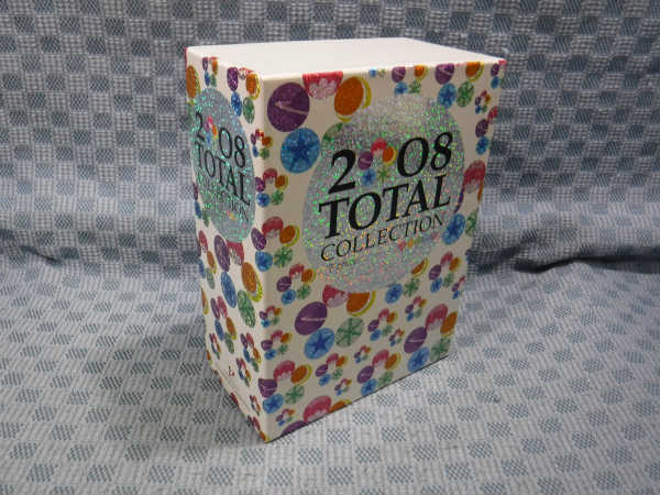 【中古】DVD-BOX/宝塚歌劇「 2008 TOTAL COLLECTION 」