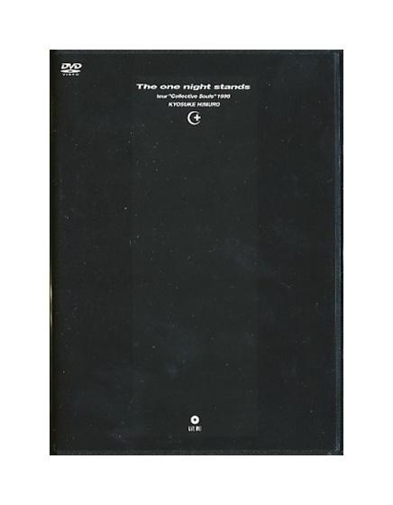 """【中古】DVD「 氷室京介 / THE ONE NIGHT STANDS TOUR """"COLLECTIVE SOULS"""" 1998 」"""