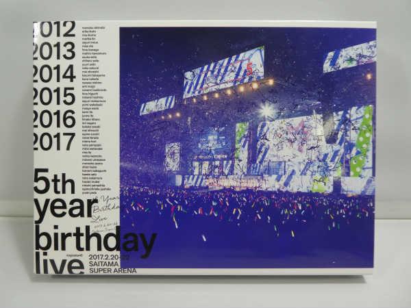 【中古】Blu-ray「 乃木坂46/ 乃木坂46 5th YEAR BIRTHDAY ARENA LIVE 2017.2.20-22【中古】Blu-ray「 SAITAMA SUPER ARENA 」完全生産限定盤(豪華盤), Fleur Town 吉本花城園:7dc1c195 --- sunward.msk.ru