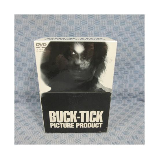 【中古】DVD「 BUCK-TICK / B-T PICTURE PRODUCT」 バクチク