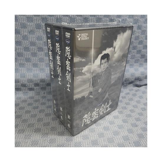未開封新品DVD「 隠密剣士セット 」 (1963年 / 1973年カラー版)DUPJ-162