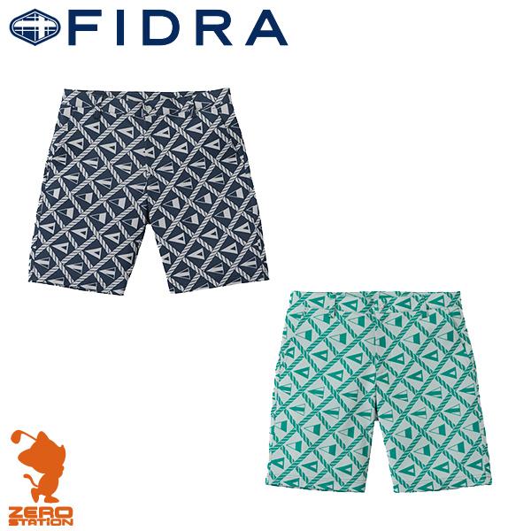 《あす楽》FIDRA フィドラ I120819 メンズウェア ハーフパンツ 吸汗速乾 FLAG柄 全2色[16春夏][特価セール品]