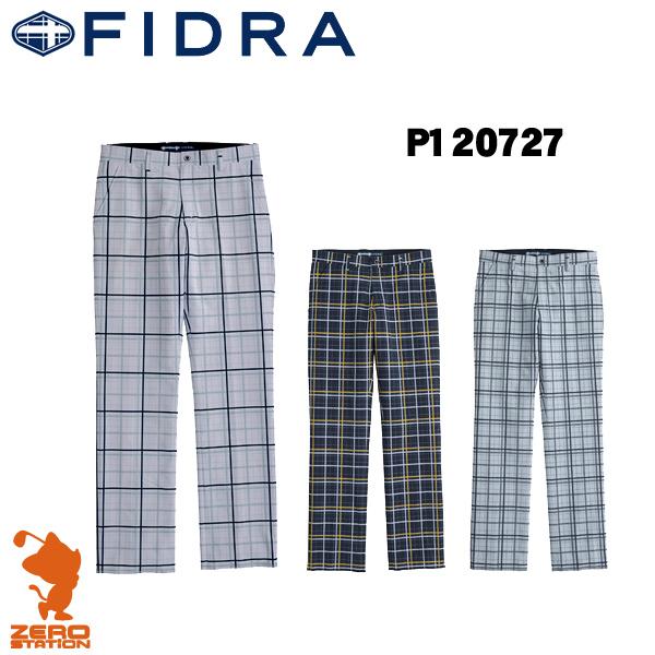 《あす楽》FIDRA フィドラ P120727 メンズウェア ロングパンツ スラックス 全3色 [16秋冬]