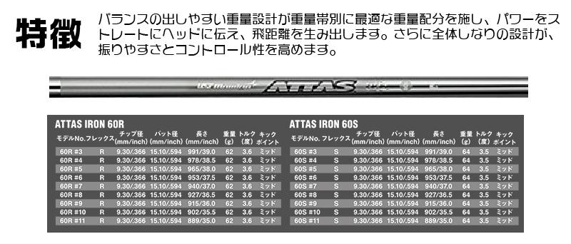 ヤマハ 20 リミックス RMX 220 アイアンYAMAHA 2020 RMX 220 IRON 6本組ATTAS IRON 60 カーボンシャフトメーカーカスタム 日本モデル