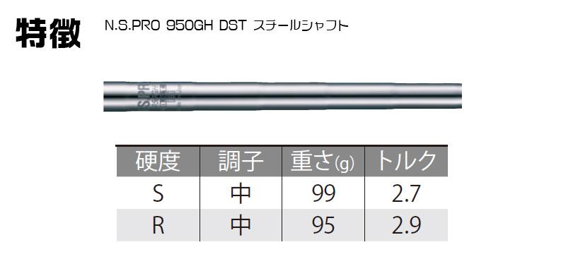ダンロップ 2017年 ゼクシオ フォージド アイアンDUNLOP XXIO FORGED IRON 6本組NSPRO 950GH DST スチールシャフトメーカーカスタム 日本モデル
