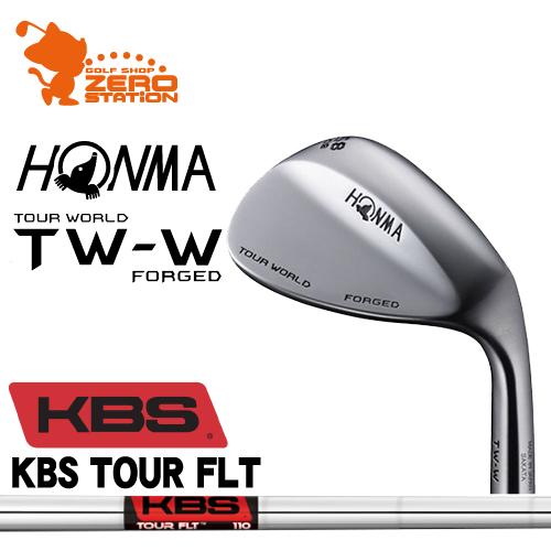 本間ゴルフ 2017年 ツアーワールド TW-W ウェッジHONMA TOUR WORLD TW-W WEDGEKBS TOUR FLT スチールシャフトメーカーカスタム 日本正規品