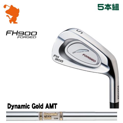 フォーティーン FH900 FORGED アイアンFOURTEEN FH900 FORGED IRON 5本組Dynamic Gold AMT スチールシャフトメーカーカスタム 日本正規品
