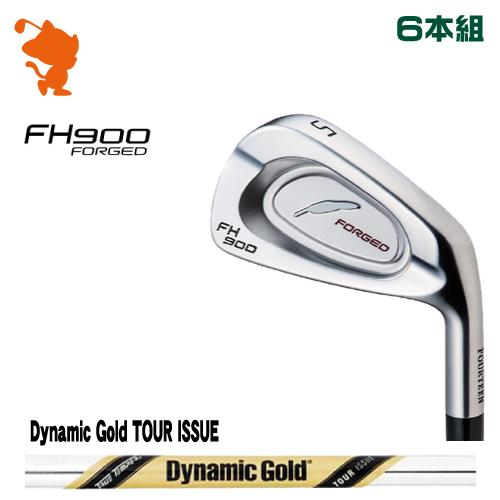 フォーティーン FH900 FORGED アイアンFOURTEEN FH900 FORGED IRON 6本組Dynamic Gold TOUR ISSUE スチールシャフトメーカーカスタム 日本正規品