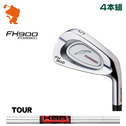 フォーティーン FH900 FORGED アイアンFOURTEEN FH900 FORGED IRON 4本組KBS TOUR スチールシャフトメーカーカスタム 日本正規品