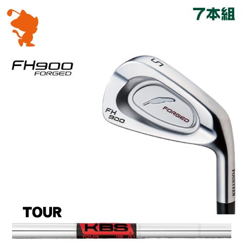 フォーティーン FH900 FORGED アイアンFOURTEEN FH900 FORGED IRON 7本組KBS TOUR スチールシャフトメーカーカスタム 日本正規品