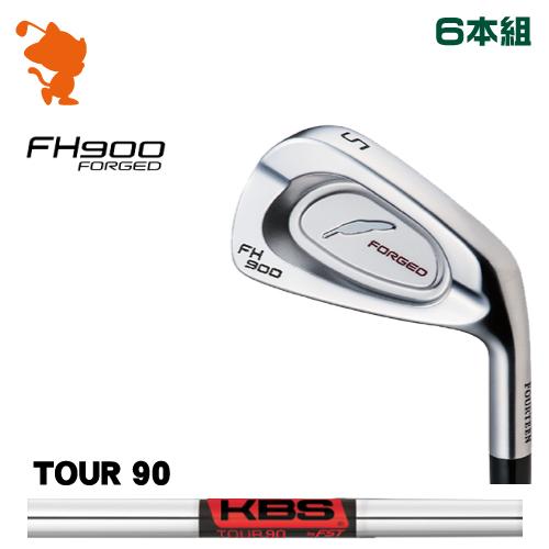 フォーティーン FH900 FORGED アイアンFOURTEEN FH900 FORGED IRON 6本組KBS TOUR 90 スチールシャフトメーカーカスタム 日本正規品