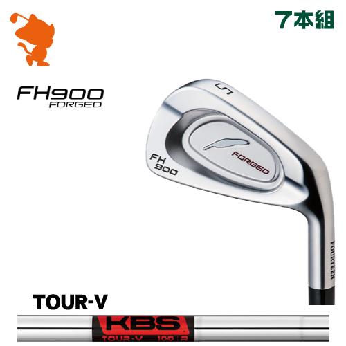 フォーティーン FH900 FORGED アイアンFOURTEEN FH900 FORGED IRON 7本組KBS TOUR V スチールシャフトメーカーカスタム 日本正規品
