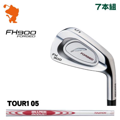 フォーティーン FH900 FORGED アイアンFOURTEEN FH900 FORGED IRON 7本組NSPRO MODUS3 TOUR105 スチールシャフトメーカーカスタム 日本正規品
