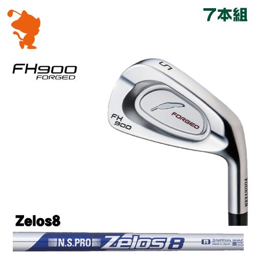 フォーティーン FH900 FORGED アイアンFOURTEEN FH900 FORGED IRON 7本組NSPRO Zelos8 スチールシャフトメーカーカスタム 日本正規品