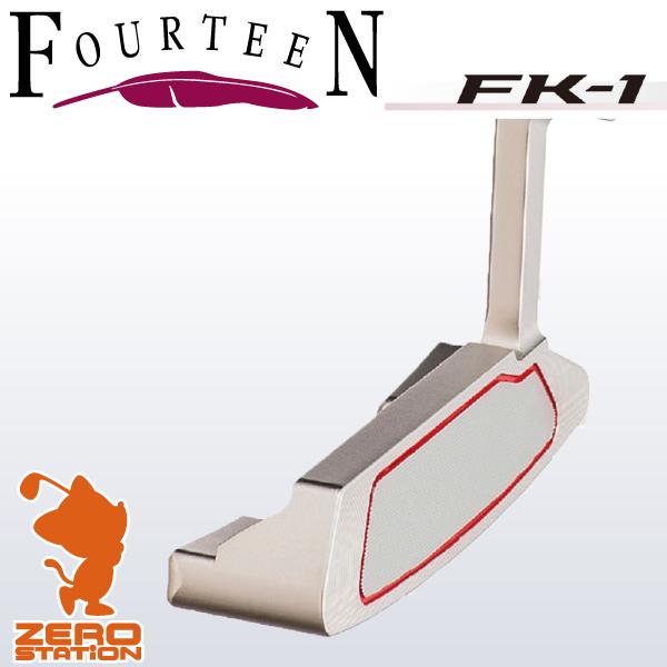FOURTEEN フォーティーン FK-1 パター 34.5インチ 2016年モデル