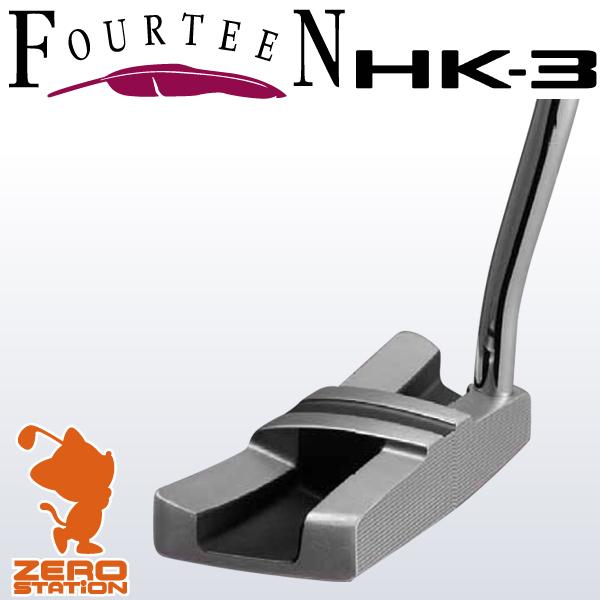 FOURTEEN フォーティーン HK-3 パター 34.5インチ 2014年モデル