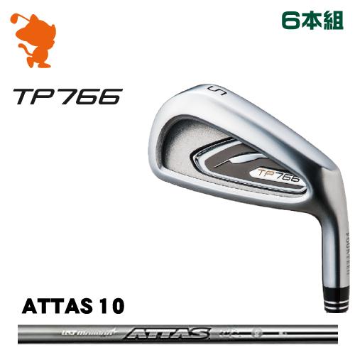 フォーティーン TP766 アイアンFOURTEEN TP766 IRON 6本組ATTAS IRON 10 カーボンシャフトメーカーカスタム 日本正規品