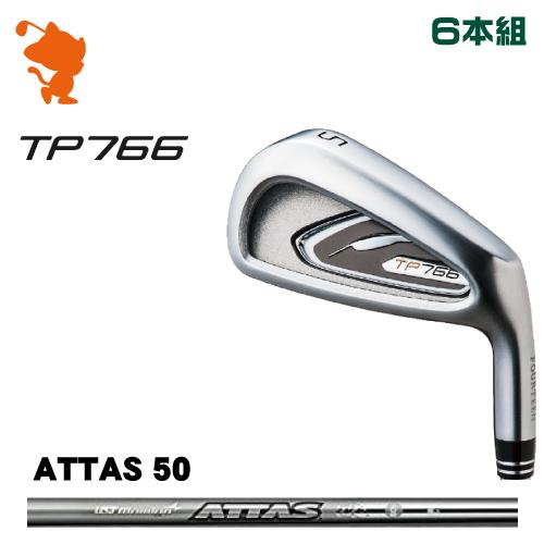 フォーティーン TP766 アイアンFOURTEEN TP766 IRON 6本組ATTAS IRON 50 カーボンシャフトメーカーカスタム 日本正規品
