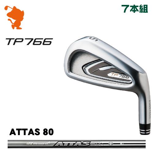 フォーティーン TP766 アイアンFOURTEEN TP766 IRON 7本組ATTAS IRON 80 カーボンシャフトメーカーカスタム 日本正規品