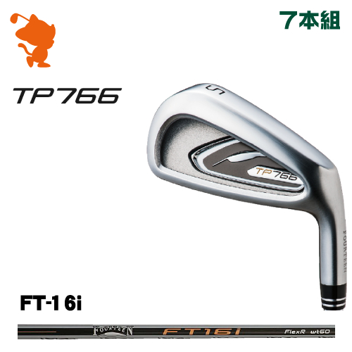 フォーティーン TP766 アイアンFOURTEEN TP766 IRON 7本組FT-16i カーボンシャフトメーカーカスタム 日本正規品