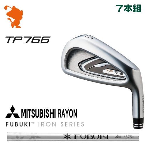 フォーティーン TP766 アイアンFOURTEEN TP766 IRON 7本組FUBUKI AX カーボンシャフトメーカーカスタム 日本正規品