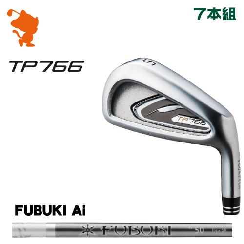 フォーティーン TP766 アイアンFOURTEEN TP766 IRON 7本組FUBUKI Ai カーボンシャフトメーカーカスタム 日本正規品
