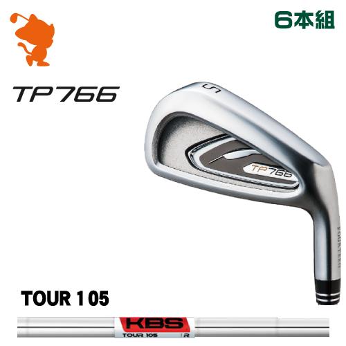 フォーティーン TP766 アイアンFOURTEEN TP766 IRON 6本組KBS TOUR 105 スチールシャフトメーカーカスタム 日本正規品