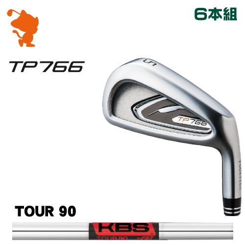 フォーティーン TP766 アイアンFOURTEEN TP766 IRON 6本組KBS TOUR 90 スチールシャフトメーカーカスタム 日本正規品