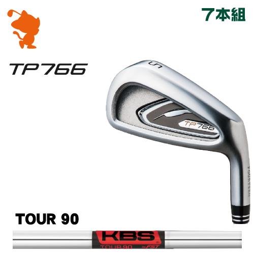 フォーティーン TP766 アイアンFOURTEEN TP766 IRON 7本組KBS TOUR 90 スチールシャフトメーカーカスタム 日本正規品