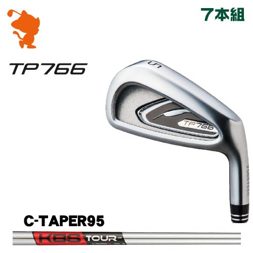 フォーティーン TP766 アイアンFOURTEEN TP766 IRON 7本組KBS TOUR C-Taper95 スチールシャフトメーカーカスタム 日本正規品