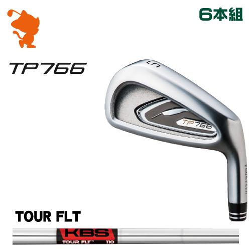 フォーティーン TP766 アイアンFOURTEEN TP766 IRON 6本組KBS TOUR FLT スチールシャフトメーカーカスタム 日本正規品