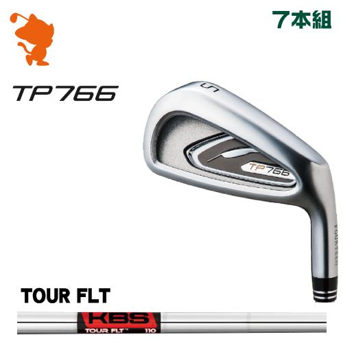 フォーティーン TP766 アイアンFOURTEEN TP766 IRON 7本組KBS TOUR FLT スチールシャフトメーカーカスタム 日本正規品