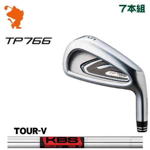 フォーティーン TP766 アイアンFOURTEEN TP766 IRON 7本組KBS TOUR V スチールシャフトメーカーカスタム 日本正規品