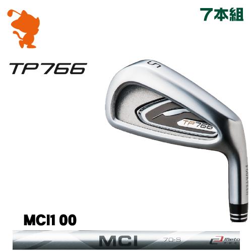 フォーティーン TP766 アイアンFOURTEEN TP766 IRON 7本組MCI 100 カーボンシャフトメーカーカスタム 日本正規品