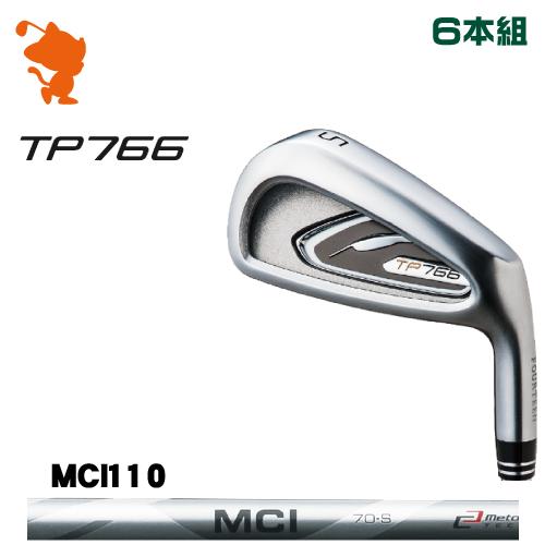 フォーティーン TP766 アイアンFOURTEEN TP766 IRON 6本組MCI 110 カーボンシャフトメーカーカスタム 日本正規品