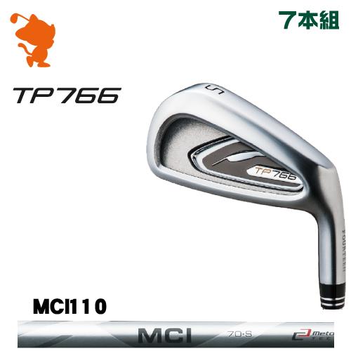 フォーティーン TP766 アイアンFOURTEEN TP766 IRON 7本組MCI 110 カーボンシャフトメーカーカスタム 日本正規品