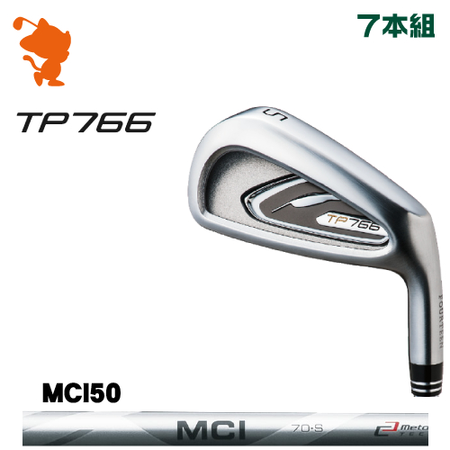 フォーティーン TP766 アイアンFOURTEEN TP766 IRON 7本組MCI 50 カーボンシャフトメーカーカスタム 日本正規品