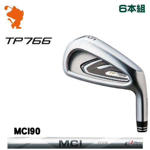 フォーティーン TP766 アイアンFOURTEEN TP766 IRON 6本組MCI 90 カーボンシャフトメーカーカスタム 日本正規品