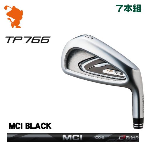 フォーティーン TP766 アイアンFOURTEEN TP766 IRON 7本組MCI BLACK カーボンシャフトメーカーカスタム 日本正規品