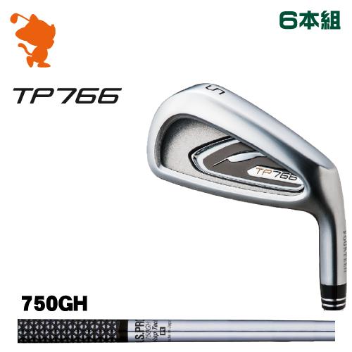 フォーティーン TP766 アイアンFOURTEEN TP766 IRON 6本組NSPRO 750GH Wrap Tech スチールシャフトメーカーカスタム 日本正規品