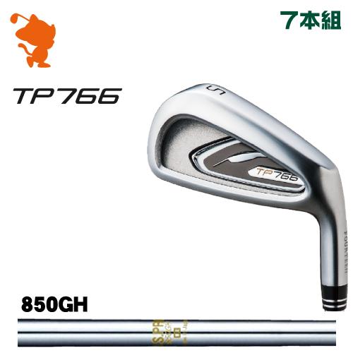 フォーティーン TP766 アイアンFOURTEEN TP766 IRON 7本組NSPRO 850GH スチールシャフトメーカーカスタム 日本正規品