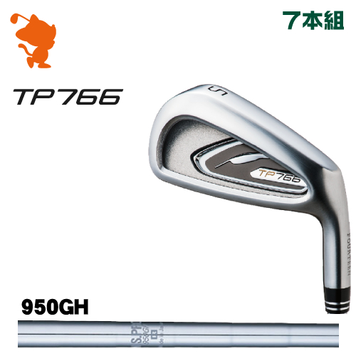 フォーティーン TP766 アイアンFOURTEEN TP766 IRON 7本組NSPRO 950GH スチールシャフトメーカーカスタム 日本正規品