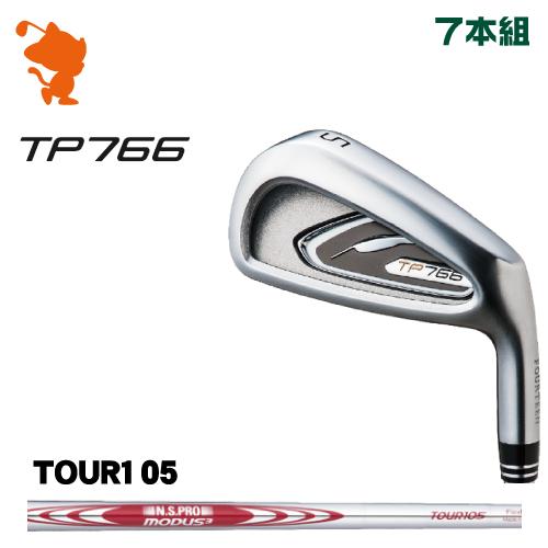 フォーティーン TP766 アイアンFOURTEEN TP766 IRON 7本組NSPRO MODUS3 TOUR105 スチールシャフトメーカーカスタム 日本正規品