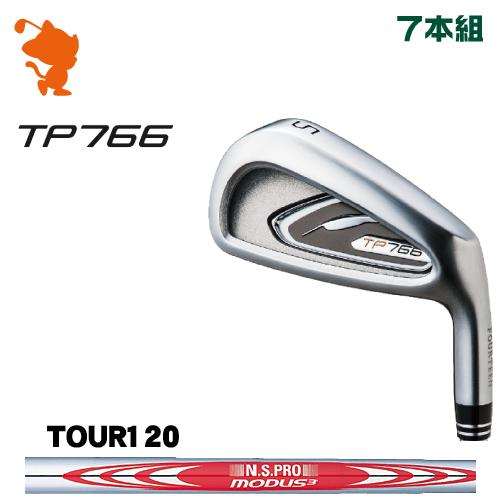 フォーティーン TP766 アイアンFOURTEEN TP766 IRON 7本組NSPRO MODUS3 TOUR120 スチールシャフトメーカーカスタム 日本正規品