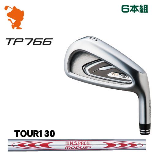 フォーティーン TP766 アイアンFOURTEEN TP766 IRON 6本組NSPRO MODUS3 TOUR130 スチールシャフトメーカーカスタム 日本正規品