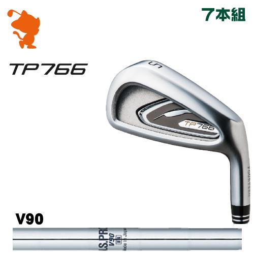 フォーティーン TP766 アイアンFOURTEEN TP766 IRON 7本組NSPRO V90 スチールシャフトメーカーカスタム 日本正規品