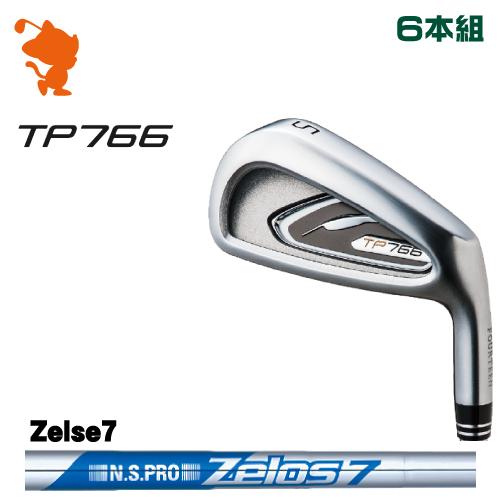 フォーティーン TP766 アイアンFOURTEEN TP766 IRON 6本組NSPRO Zelos7 スチールシャフトメーカーカスタム 日本正規品